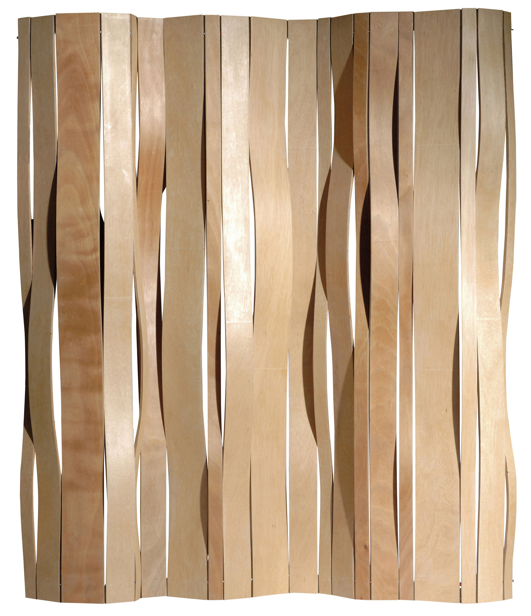 Swell Paravento Pioppo naturale by Vange  Made In Design