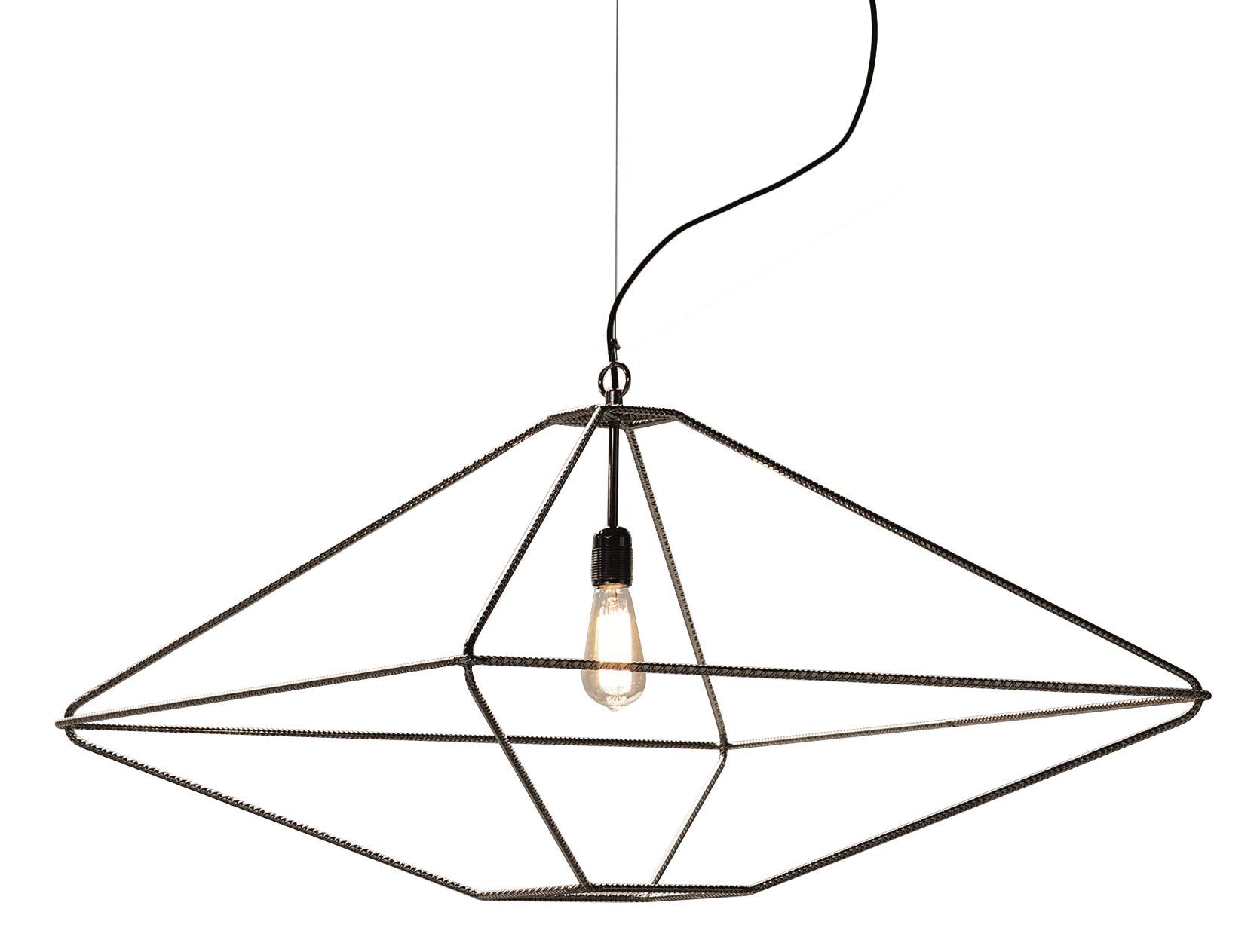 Conadition Large Lamp Chrome By Opinion Ciatti