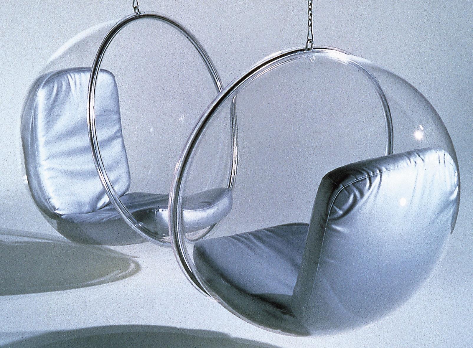 Bubble Chair Hanging armchair  Hanging armchair Clear