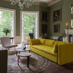 Hay Hackney Sofa Review Best Sleeper In The World Carriage Straight Yellow By