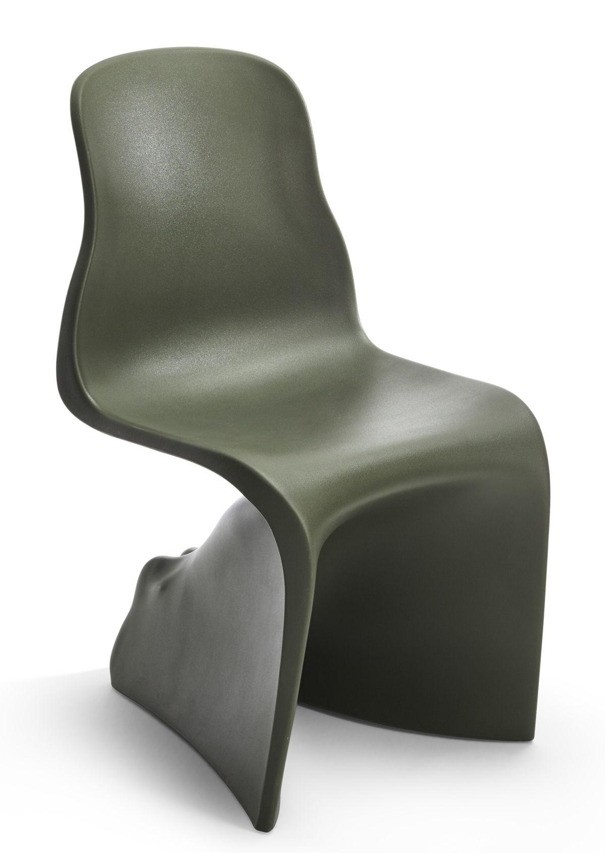 Her Stuhl   Kunststoff Salbeigrn by Casamania  Made In Design