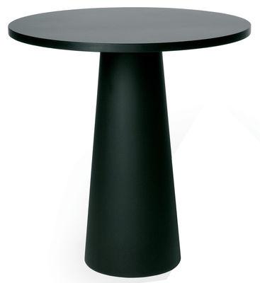 accessoire table pied pour table container h 70 cm pour plateau o 70 cm moooi