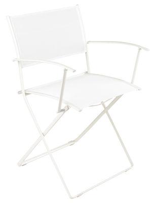 fauteuil pliant plein air toile fermob