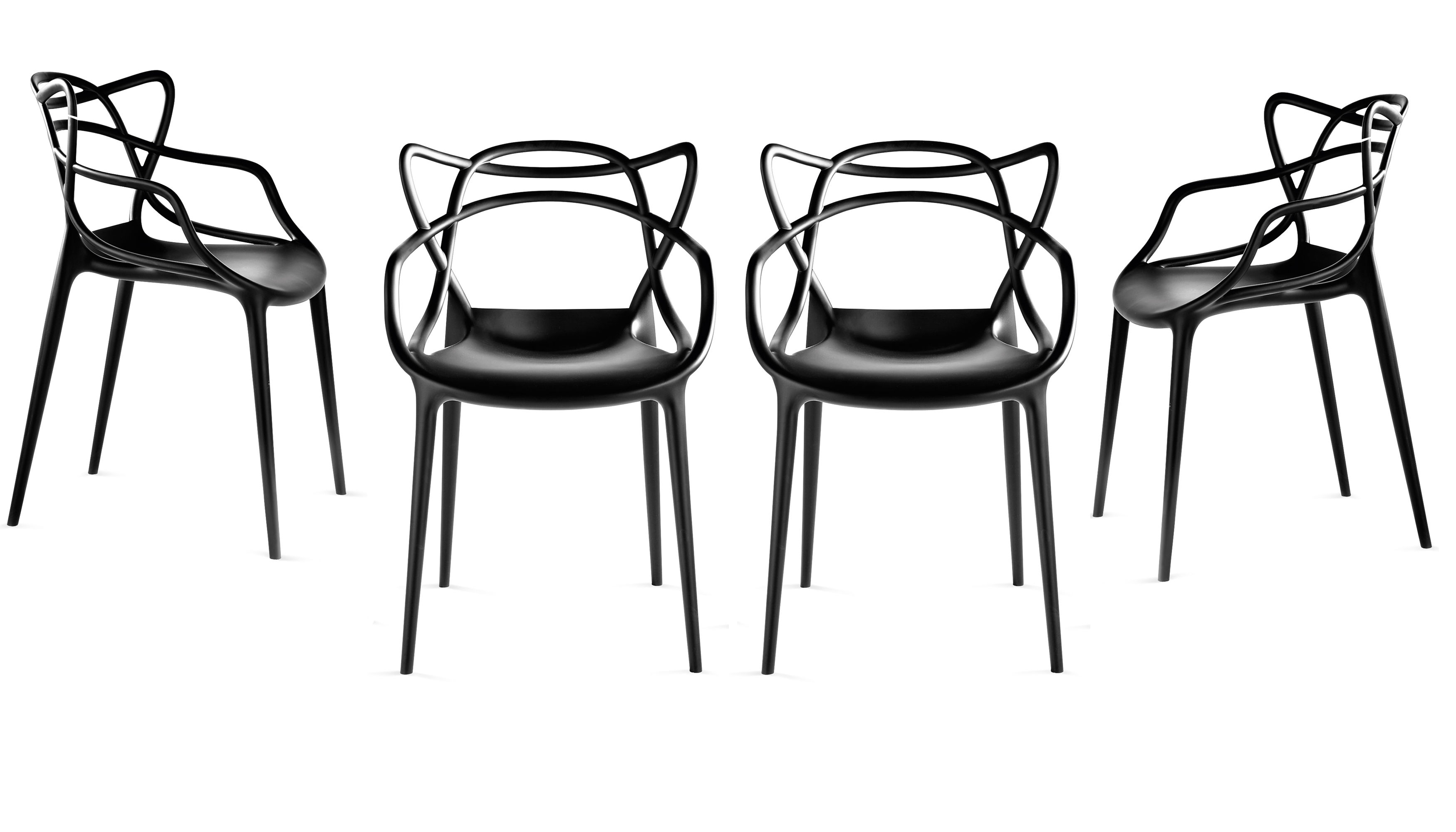 Stackable Armchair Masters By Kartell