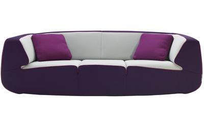 plum sofas uk how to decorate a sofa table for fall bump by ora ito straight xl 3 seaters l 238 cm purple furniture