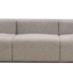 Hay Sofa Kvadrat Leather Manufacturer Uk Mags L 266 Cm Beige