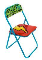 Klappstuhl Eclair von Seletti   Bunt   Made In Design