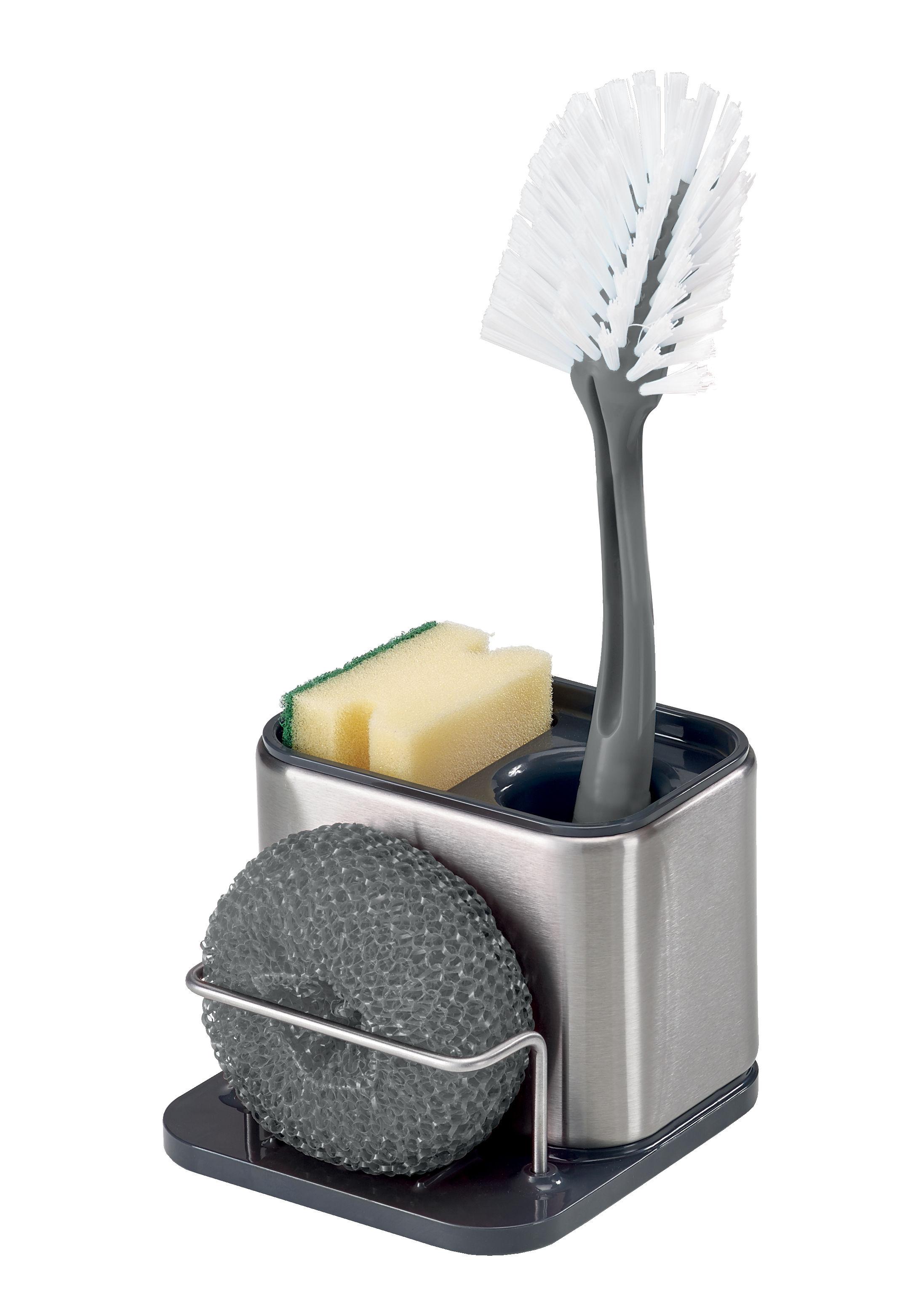 Utensilienhalter Küche Schwarz  Flaschenkorb Metall – Potibe