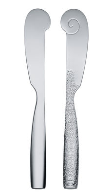 couteau a beurre dressed alessi