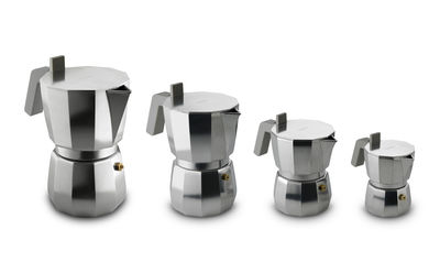 cafetiere italienne moka 9 tasses induction alessi