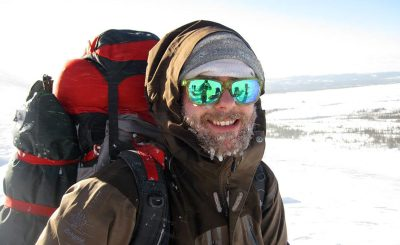 Eventyrer Christer Nannestad søker gode opplevelser.