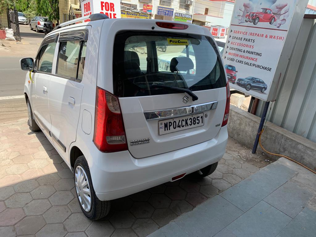hight resolution of  2012 used maruti suzuki wagon r vxi