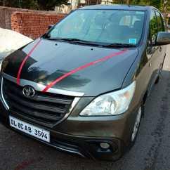 Grand New Kijang Innova V 2015 Harga Toyota Avanza 2016 Used In India Mahindra First Choice 2014 2 5 G 7 Str Bs Iv