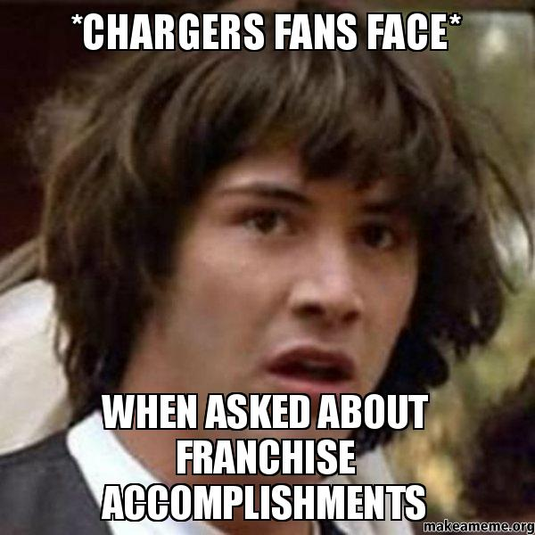 Chargers fans face when asked about franchise