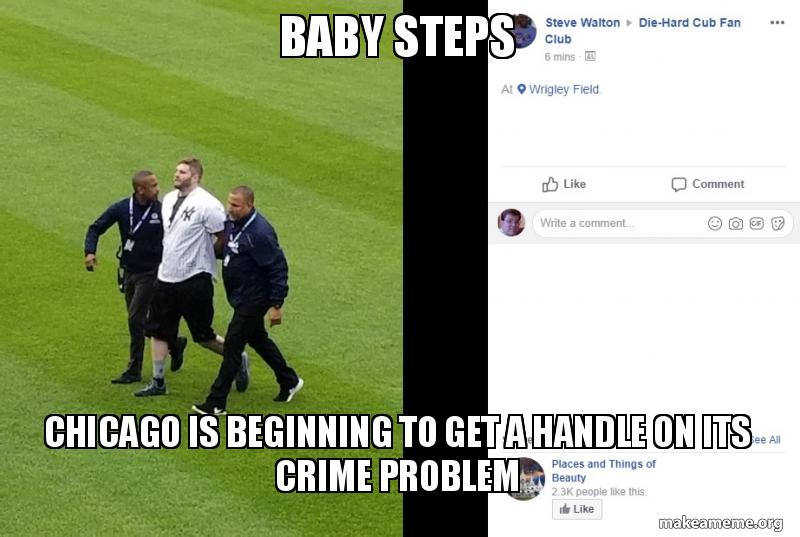 baby steps chicago is