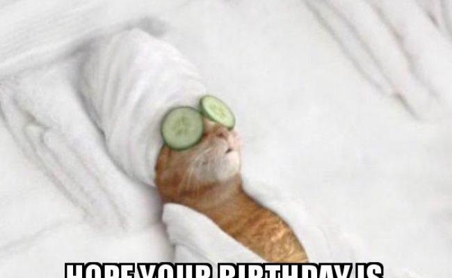 Happy Birthday Gigi Hope Your Birthday Is Relaxing