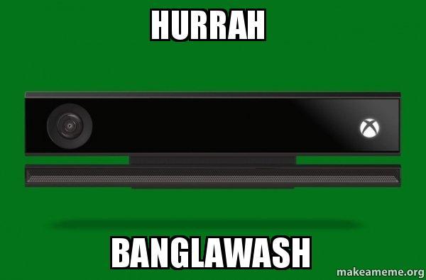 Hurrah Banglawash Xbox One Meme Make A Meme