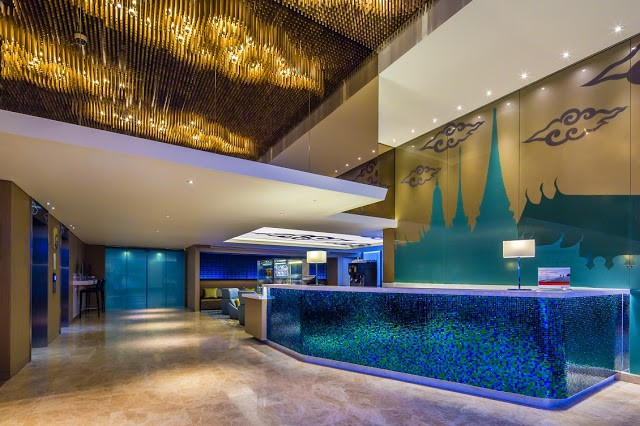 IHG OPENS 4th HOLIDAY INN EXPRESS HOTEL IN THE LAND OF SMILES   Malaysian Foodie