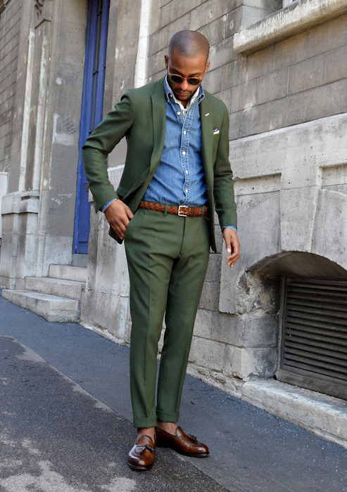 7 Mens Colour Trends for SpringSummer 2014
