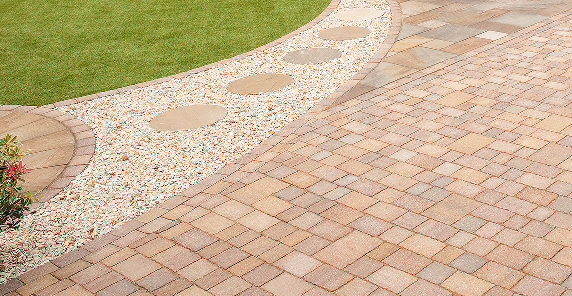 How to lay Block Paving Marshalls