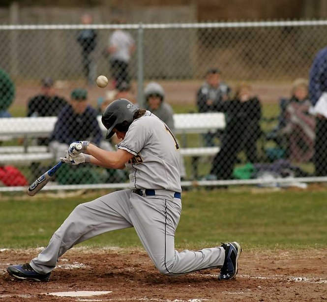 Hopkins vs Greenfield boys Baseball