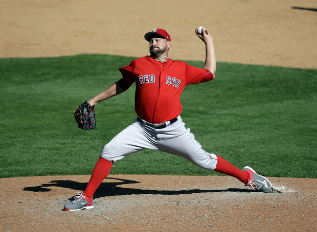Brian Johnson Boston Red Sox LHP likely to start vs