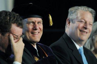 Hampshire College President Jonathan Lash Inauguration Ceremony