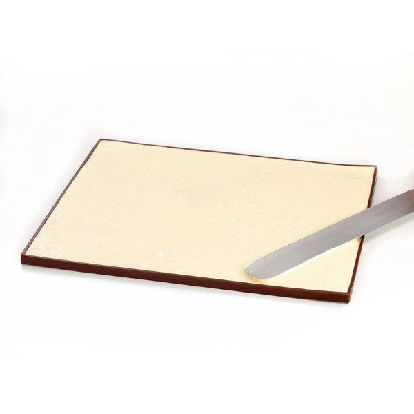 flexi plaque silicone de patisserie a rebords 31 5 cm