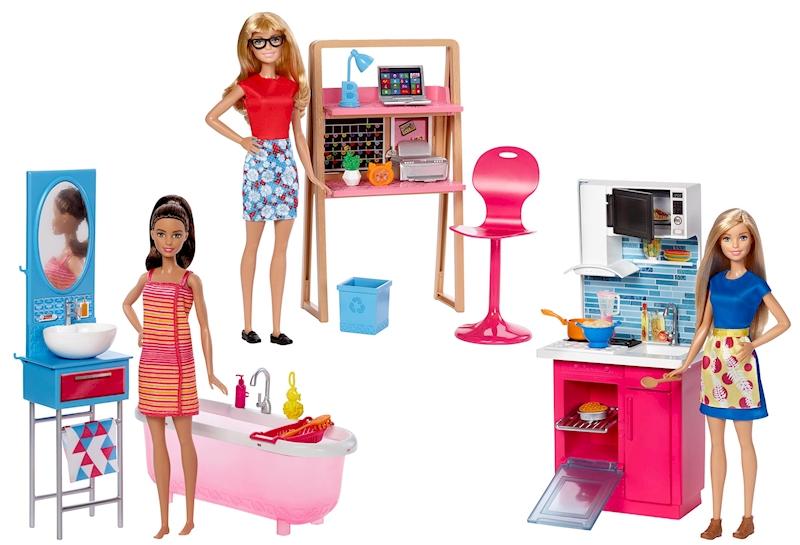 Barbie Dolls & Toys