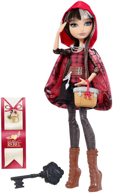 Ever After High Cerise Hood Doll Shop Ever After High