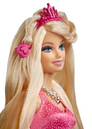 barbie doll hairstyles long
