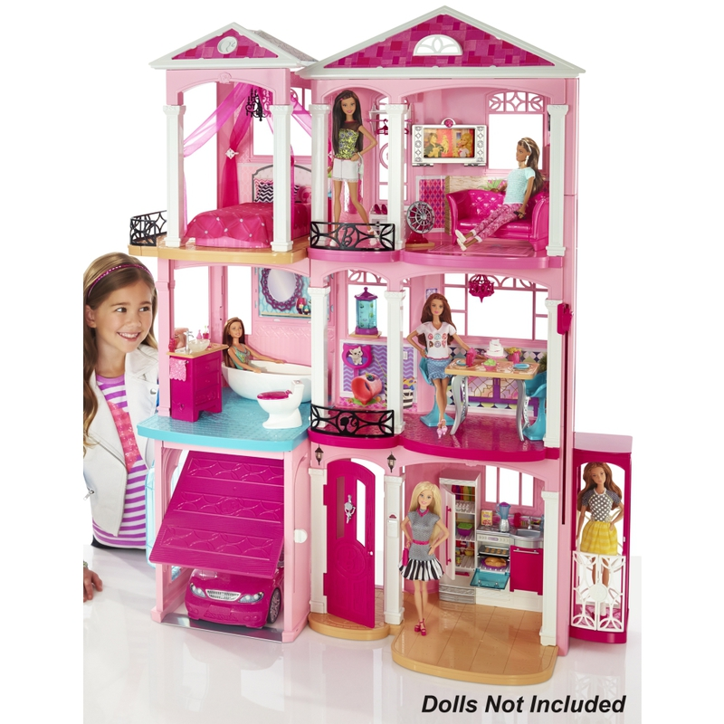 Barbie Home Decoration Games: How To Decorate Your Barbie Doll House
