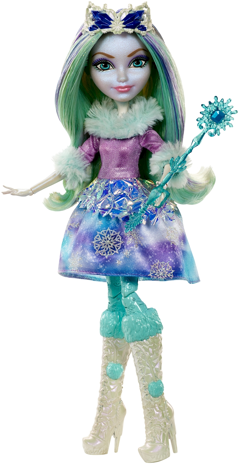 Ever After High 174 Epic Winter Crystal Winter Doll Shop