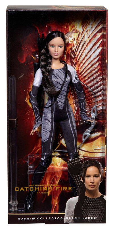 barbie collector hunger games