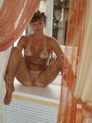 real wife naked