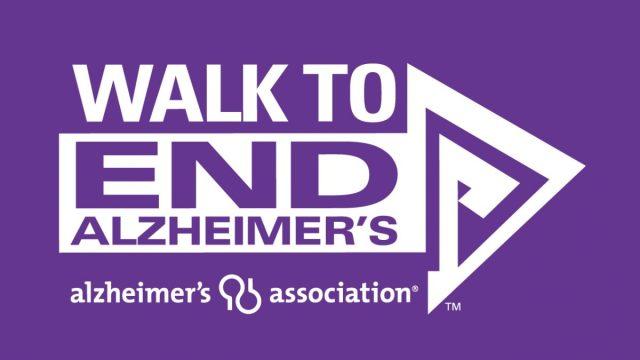 Walk to End Alzheimerʻs Logo