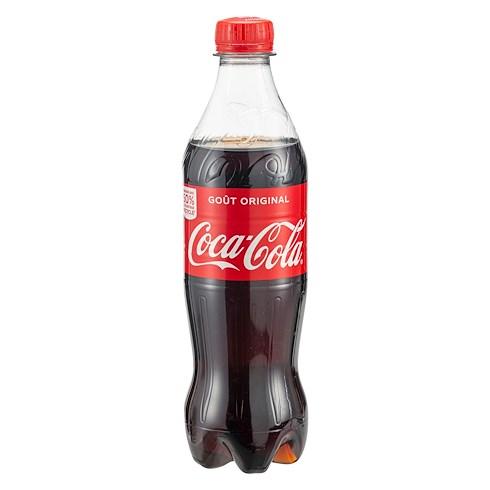 Coca Cola Bouteille 50 Cl Carton De 24 Tous Les
