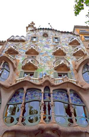 Casa Batlló, Casa Amatller & spansk shopping!
