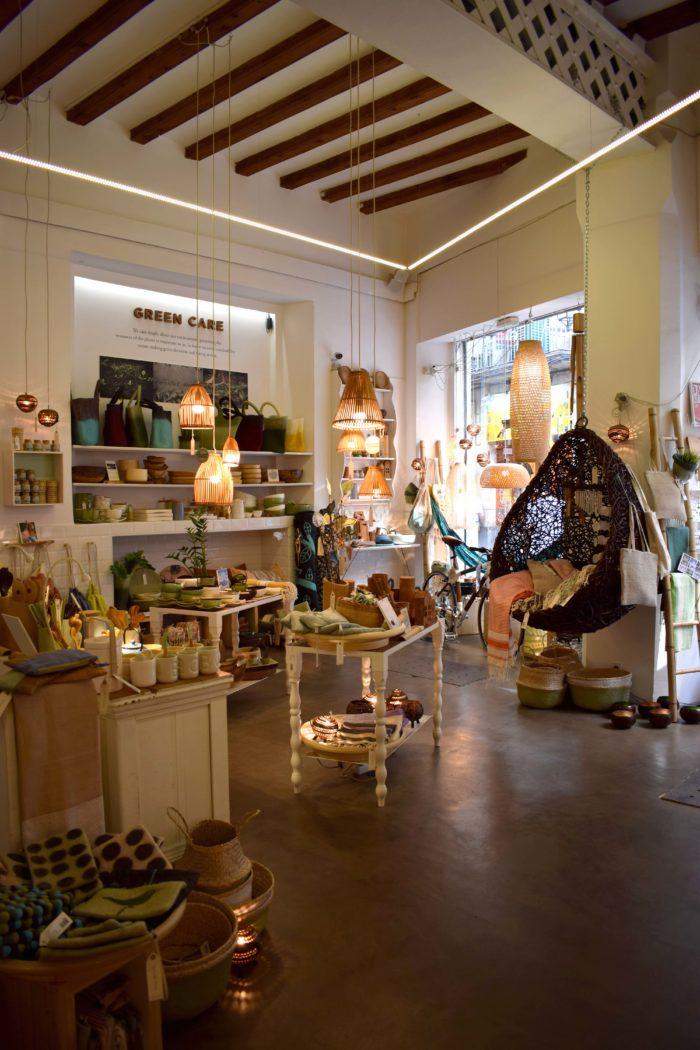inredningsbutiken Home on Earth