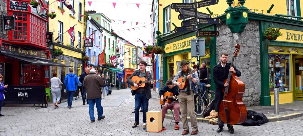 Besök i Galway & den irländska landsbygden!