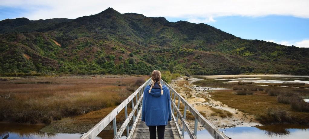 En dag längs Coast Track i vackra Abel Tasman