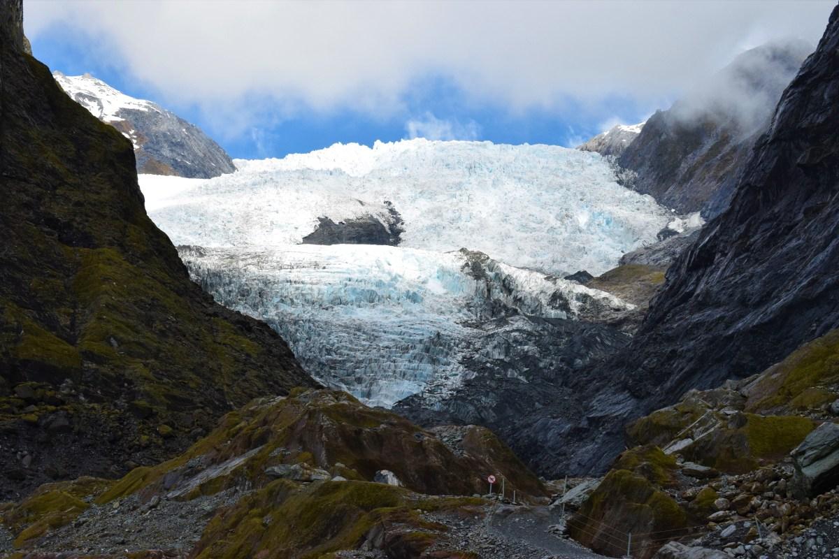 Fox eller Franz Josef - vilken glaciär ska man välja?!