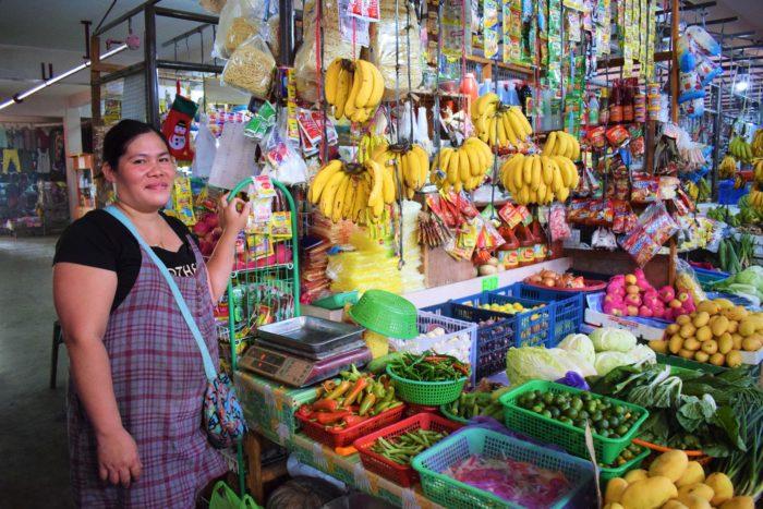 bohol-marknad