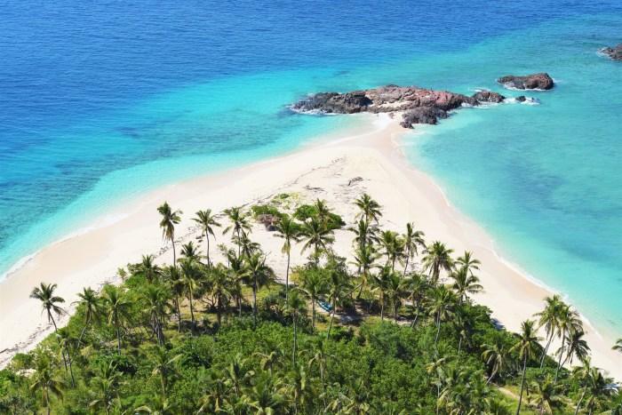monuriki island sandstrand