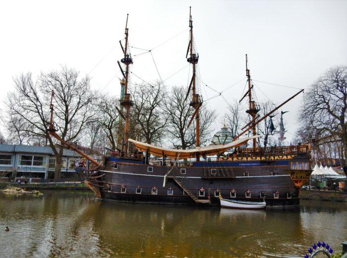 skeppet på tivoli