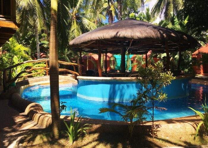 chocolate hills resort poolområde