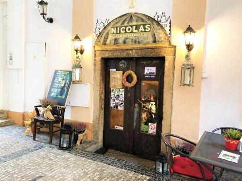 restaurang nicolas utsida