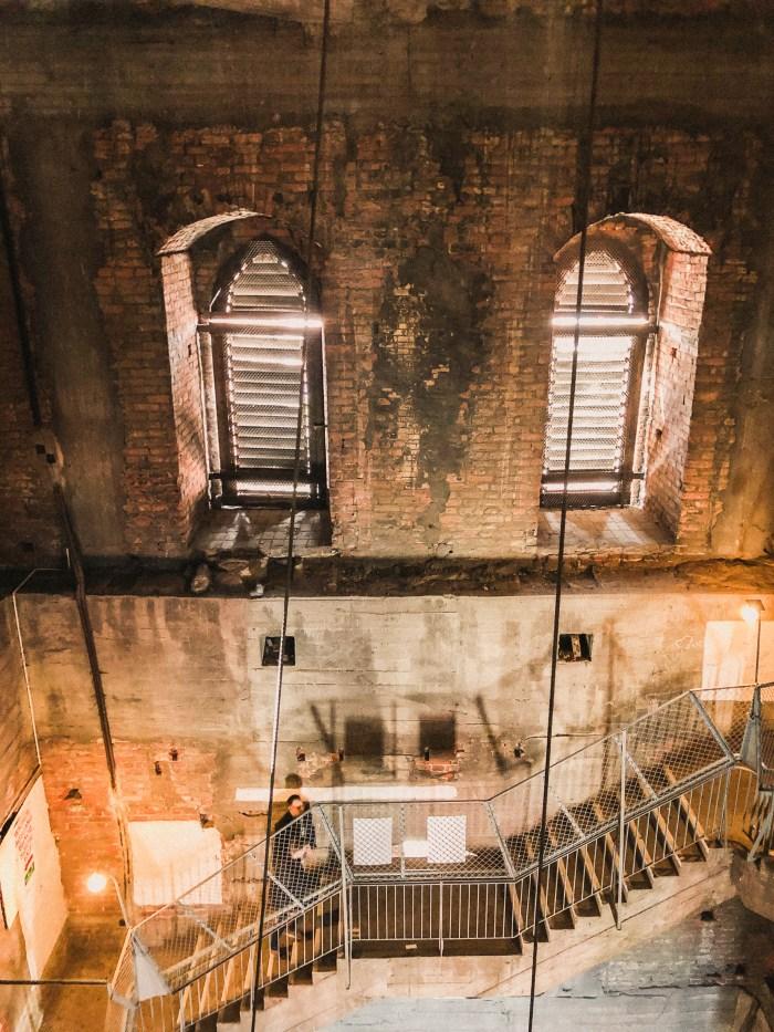 trapporna upp till mariakyrkan i gdansk