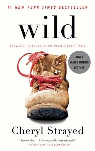 boken wild om vandring i usa
