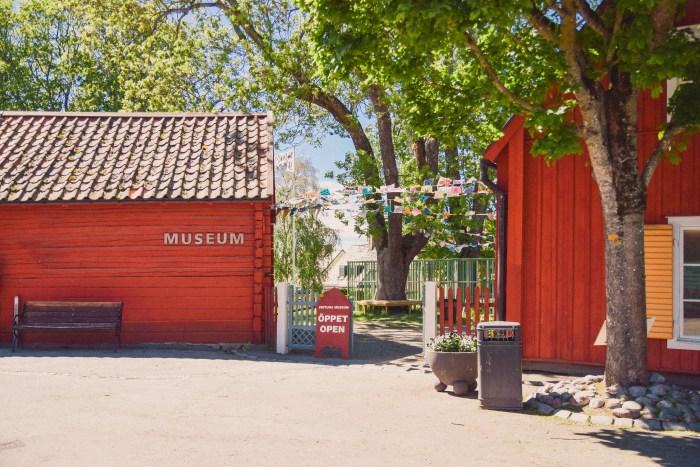 museum i sigtuna centrum